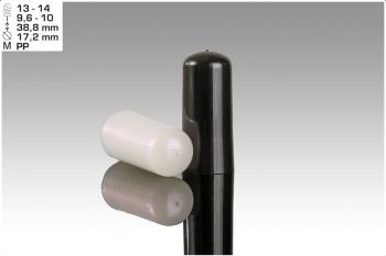 Nakrętka do lakieru do paznokci Danpol D-15 gwint 13 mm