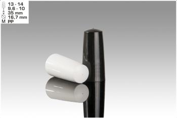 Nakrętka do lakieru do paznokci Danpol D-8 gwint 13 mm